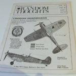 IPMS CANADA Random Thoughts Vol 5 No 5 May 1972 Canadian Frontiersman Spitfire